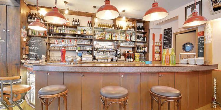 Les Rupins, Bar Paris  #0