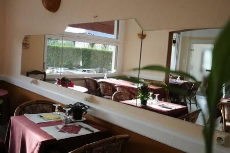 Hotel Restaurant Le Beauregard, Salle de location Divonne-les-Bains  #0