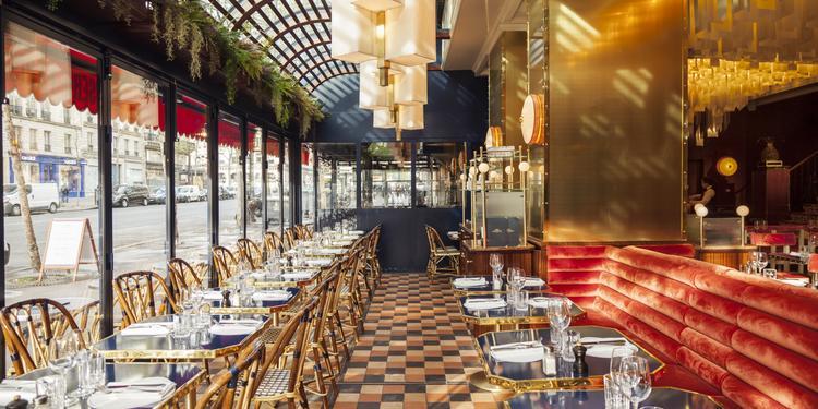 Grand Café Capucines, Restaurant Paris Opéra #0