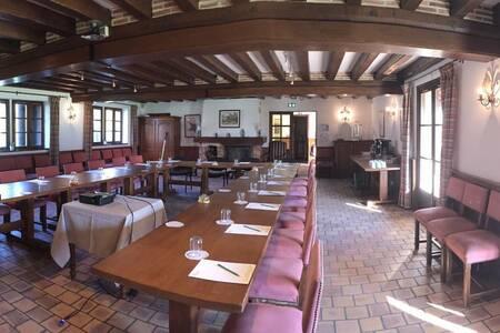 L'Oree Des Chenes, Salle de location La Ferte-Saint-Aubin  #0