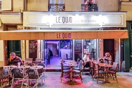 Le Quid, Bar Paris Les Halles  #0