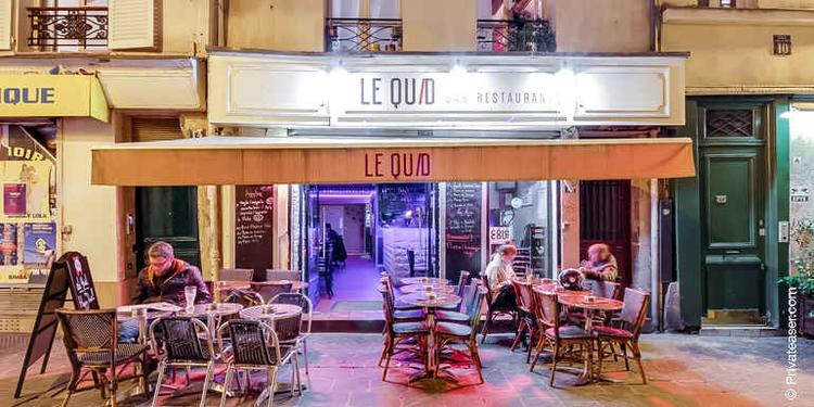 Le Quid, Bar Paris Les Halles #7