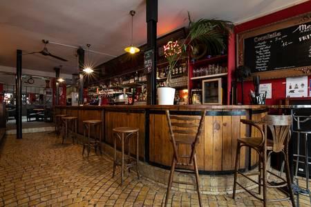 Le Mécano Bar, Bar Paris Oberkampf #0