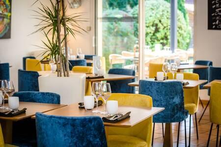 Hotel - Restaurant Le Clos Fleuri Saint Simeon, Salle de location Castelnaudary  #0
