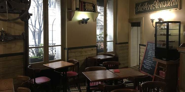 Au Père Rousseau, Bar Paris Pigalle #0