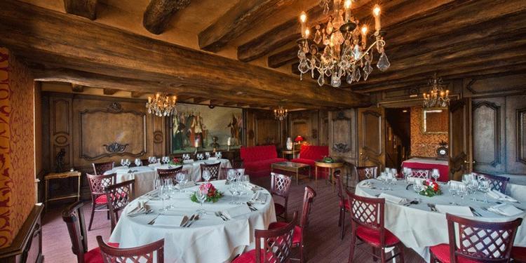 Lapérouse, Restaurant Paris Saint-Michel #0