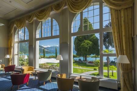 Swiss Dreams Seehotel Hirschen, Salle de location Gunten  #0