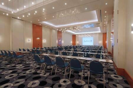 Radisson Blu Hotel, Basel, Salle de location Basel  #0