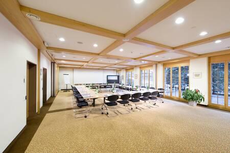 Golfhotel Les Hauts De Gstaad, Salle de location Gstaad  #0