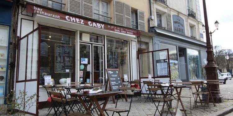 Chez Gaby, Bar Versailles Quartier Saint-Louis #0