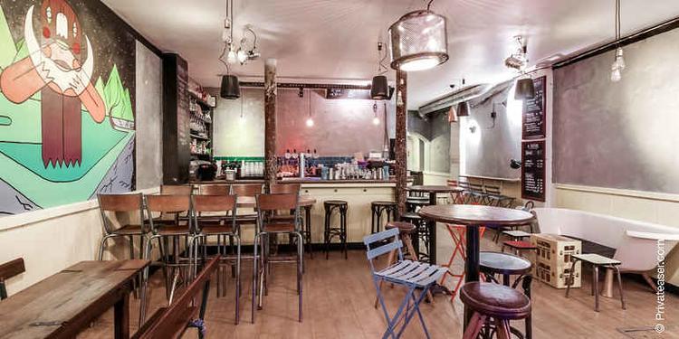 La Petite Chaufferie, Bar Paris Fbg - Montmartre #0