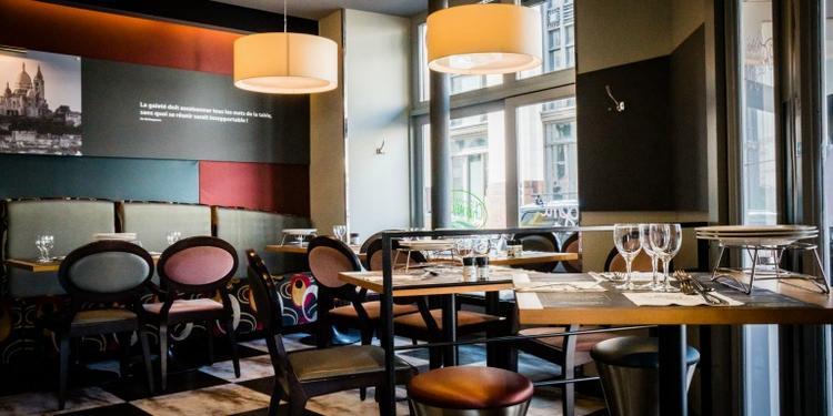 Le Bistro Régent, Restaurant Paris Fbg - Montmartre #0
