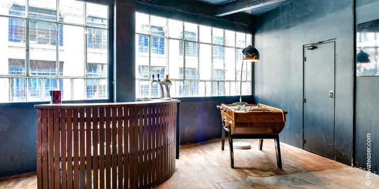 Les loges du Supersonic, Bar Paris Bastille #4