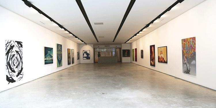 La Galerie Quai 13, Salle de location Paris Olympiades #0