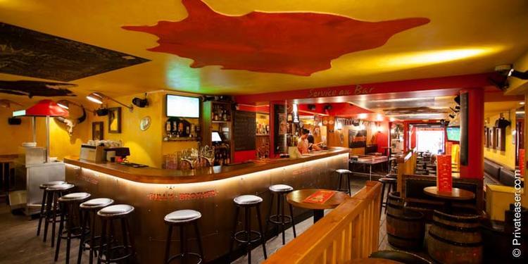 Le Bull's Brothers, Bar Paris Latin #0
