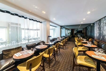 Les Princes - Restaurant, Restaurant Paris Porte de Saint-Cloud #0
