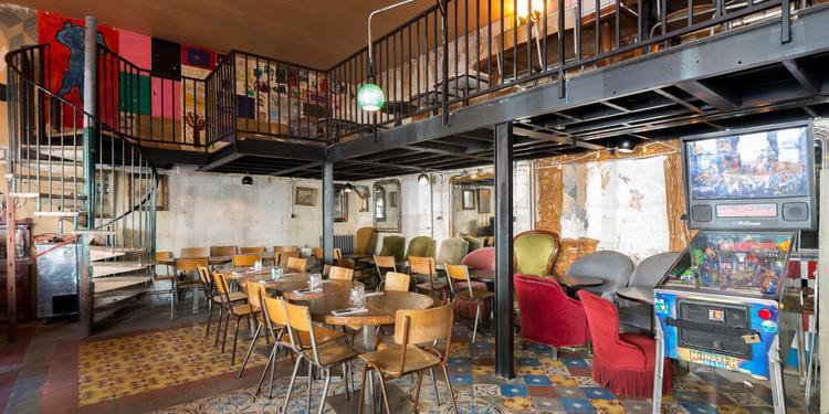 Les Blouses Blanches, Bar Paris Faubourg Saint-Antoine #0