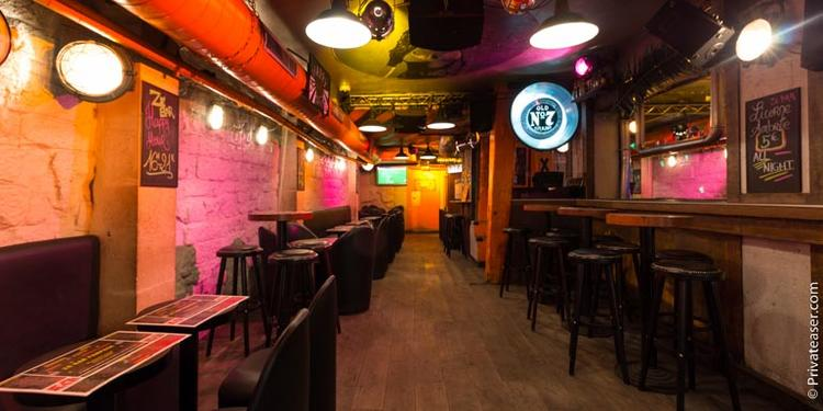Le Ze Bar (FERME), Bar Paris Latin #0