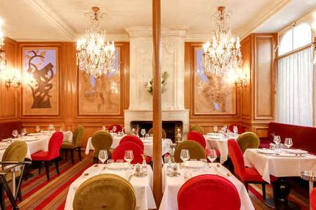 L'Écaille de la Fontaine, Restaurant Paris Bourse #0