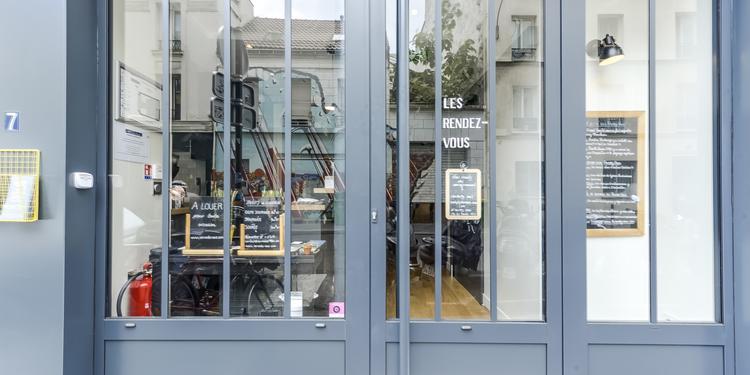 Les Rendez-Vous, Salle de location Paris None #5