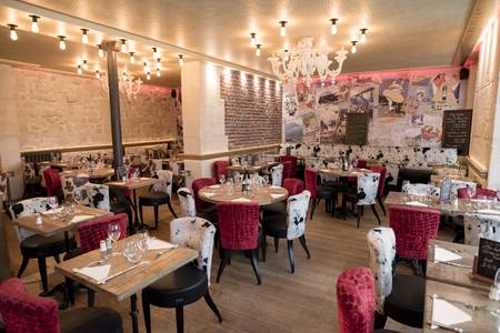 Le Trésor, Restaurant Paris Le marais #0