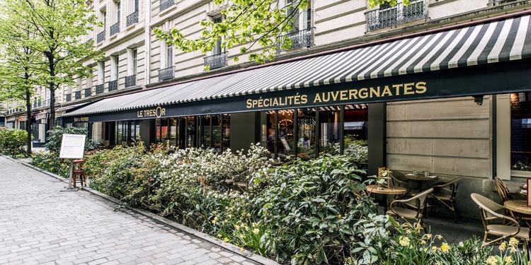 Le Trésor, Bar Paris Le marais #9