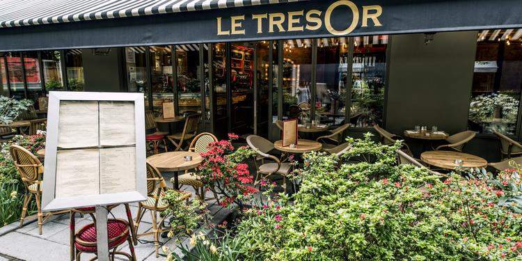Le Trésor, Bar Paris Le marais #8
