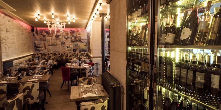 Le Trésor, Bar Paris Le marais #2