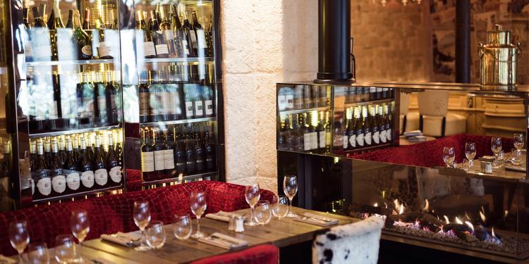 Le Trésor, Bar Paris Le marais #1