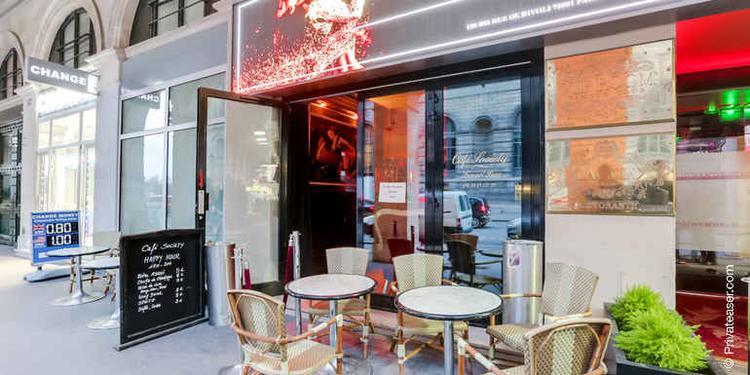 Le Café Society, Bar Paris Palais Royal #0
