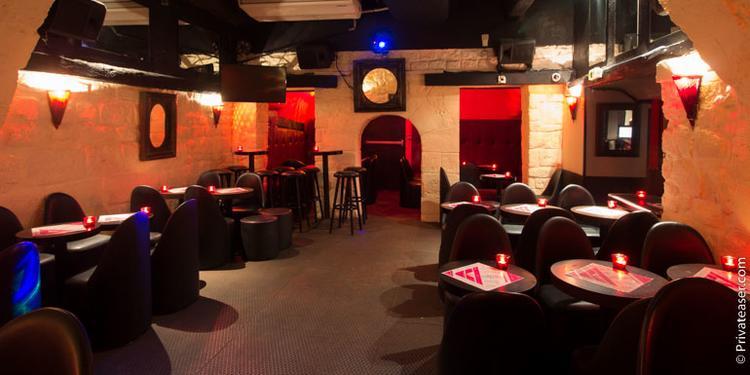 Le Georges Café, Bar Paris Latin #1