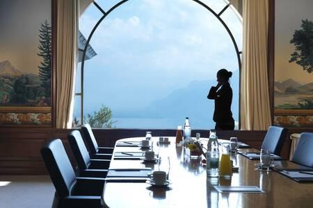 Le Mirador Resort & Spa, Salle de location Mont Pelerin  #0
