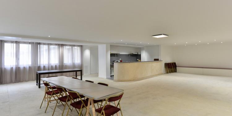 L'EssenCiel, Salle de location Paris Ternes #0
