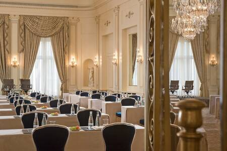 Four Seasons Hôtel Des Bergues, Salle de location Genève  #0