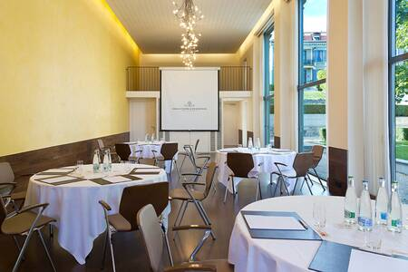Hotel Angleterre & Residence, Salle de location Lausanne  #0