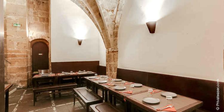 Flam's Lombards, Restaurant Paris Les Halles #1