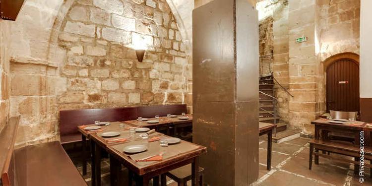 Flam's Lombards, Restaurant Paris Les Halles #2
