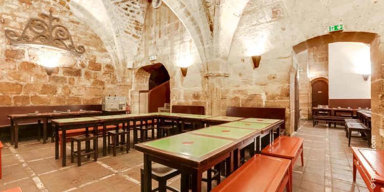 Flam's Lombards, Restaurant Paris Les Halles #5