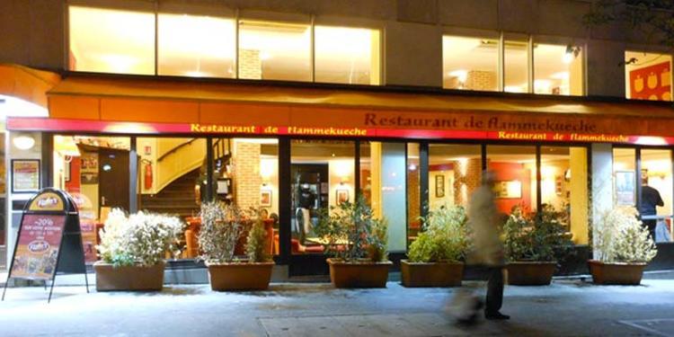 Flam's Montparnasse, Restaurant Paris Montparnasse #0