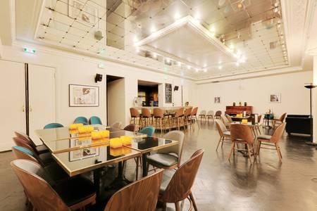 L'Ubu Café, Salle de location Paris Clichy #0
