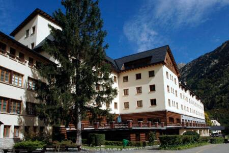 Hotel Manantial, Sala de alquiler Caldes de Boí  #0