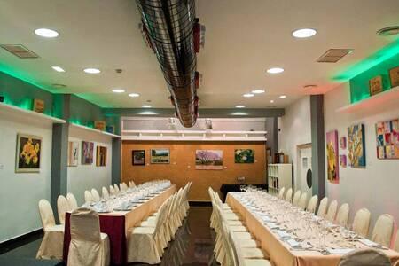 Hotel El Príncipe, Sala de alquiler Zaragoza Casco Antiguo #0