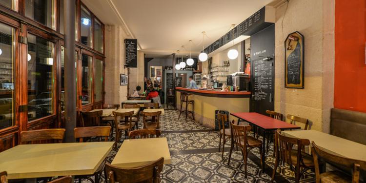 Le XIème Art, Bar Paris Voltaire #0