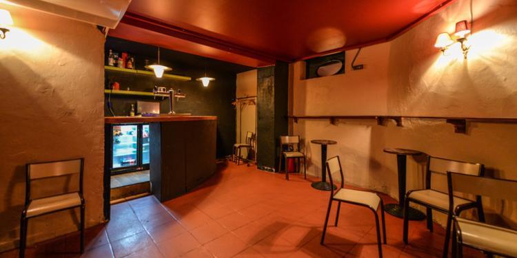 Le XIème Art, Bar Paris Voltaire #1