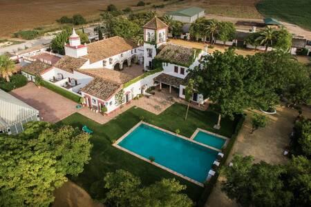 Hacienda De Orán, Sala de alquiler Utrera  #0