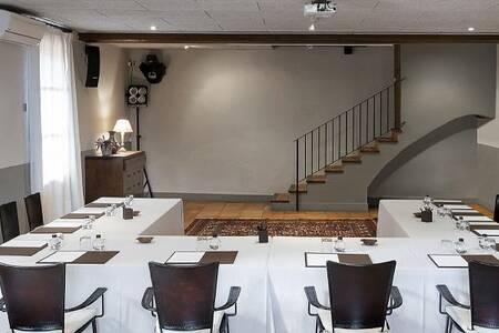 Hotel Can Mora de Dalt, Sala de alquiler San Vicente de Montalt  #0