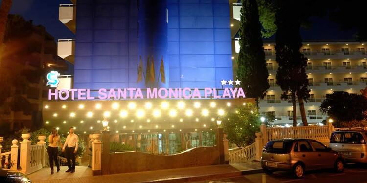 Hotel Santa Mónica Playa, Sala de alquiler Salou  #0