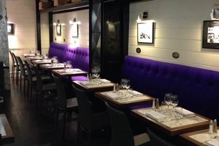 La Violette, Restaurant Paris  #0