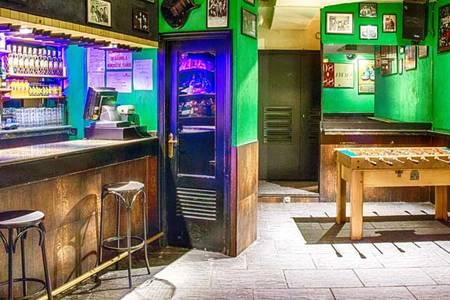 Cien por cien, Bar Madrid Chamberí #0