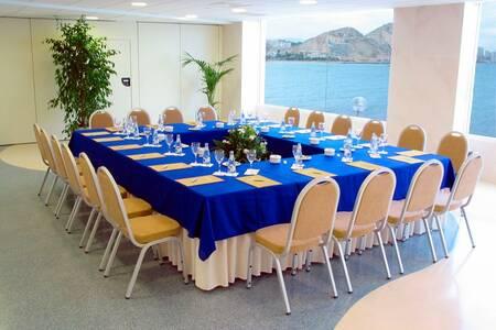Sercotel Hotel Spa Porta Maris, Sala de alquiler Alicante Puerto #0